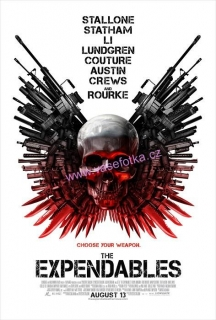 poster č.02011 Expendables