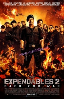 poster č.02012 Expendables