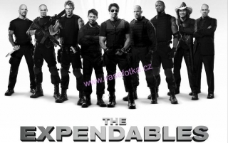 poster č.02013 Expendables