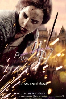 poster č.02017 Harry Potter - Hermiona