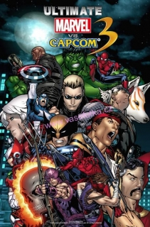 poster č.02040 Marvel Vs Capcom