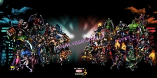 poster č.02041 Marvel Vs Capcom