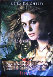 poster č.02046 Pirates Of The Caribbean
