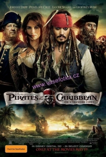 poster č.02047 Pirates Of The Caribbean