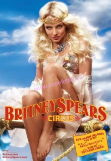 poster č.01009 Britney Spears - Circus