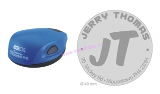 Colop EOS Stamp Mouse R 40