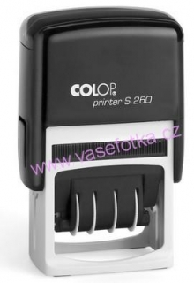 Colop S 260 Dater