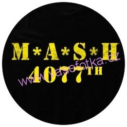 Button - placka M.A.S.H. logo