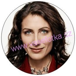 Button - placka Dr. House - Cuddy 2