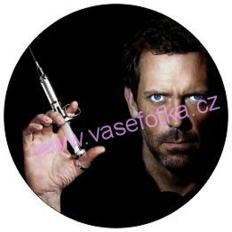 Button - placka Dr. House - Gregory 2