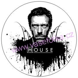 Button - placka Dr. House - Gregory 3