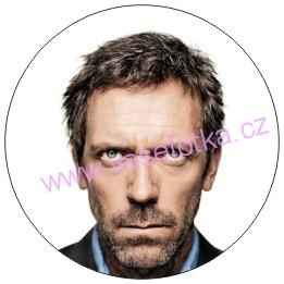 Button - placka Dr. House - Gregory 4